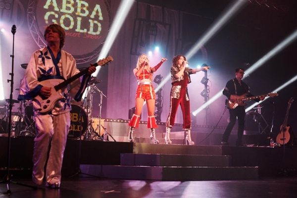 """Waterloo"" mit ABBA-GOLD"